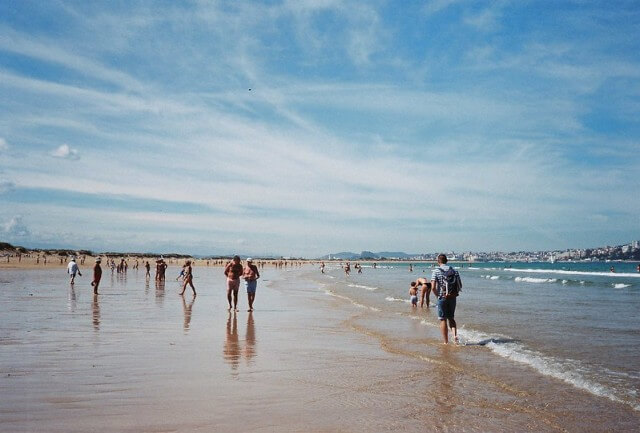 playas somo