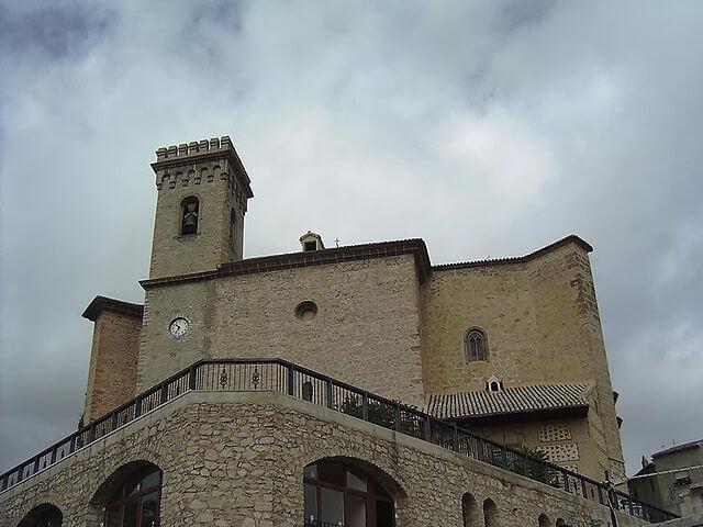 iglesia santa maria asuncion moratalla