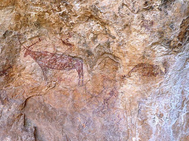 pinturas rupestres moratalla