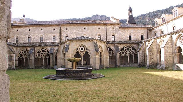 monasterio iranzu casas don roque