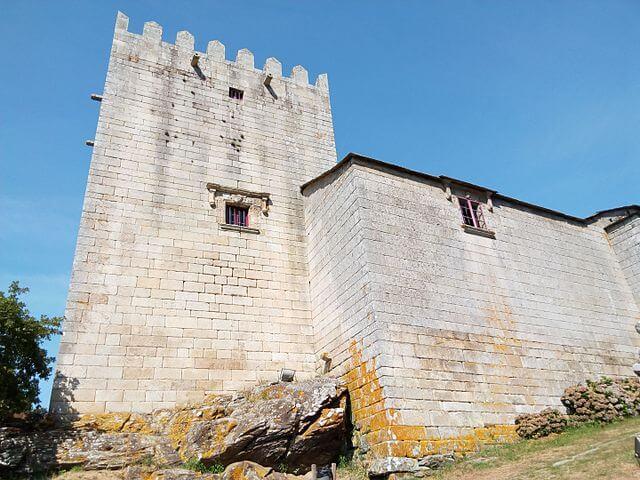 castillo san paio