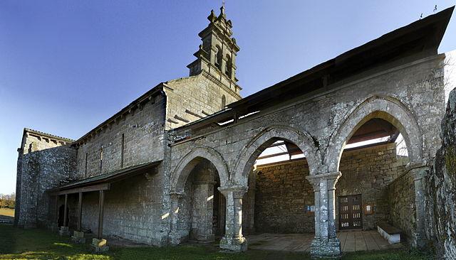 iglesia vilar donas