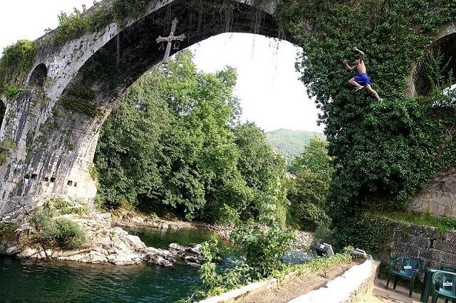 piscina natural cangas onis asturias