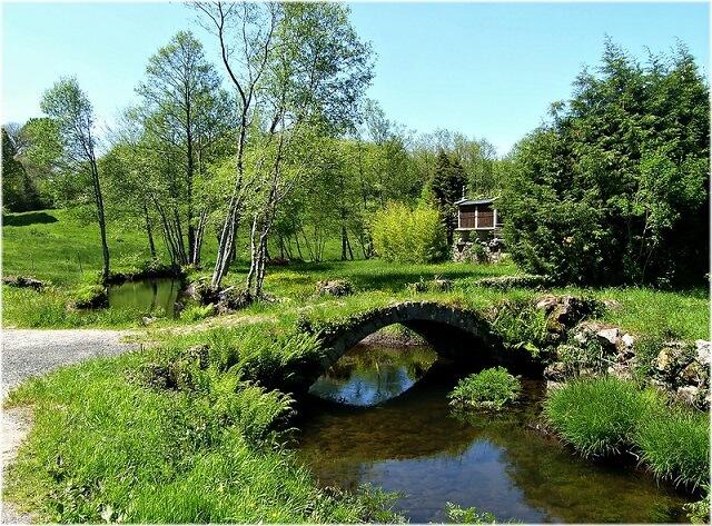 puente ferreira cerca arxerei