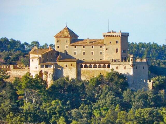 castillo de riudabella