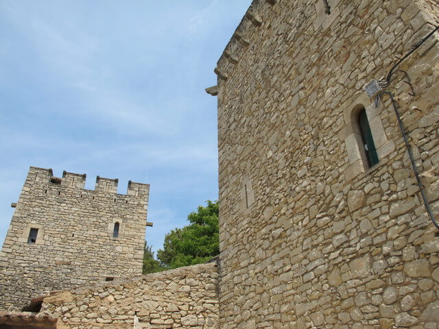 castillo de rocafort queralt