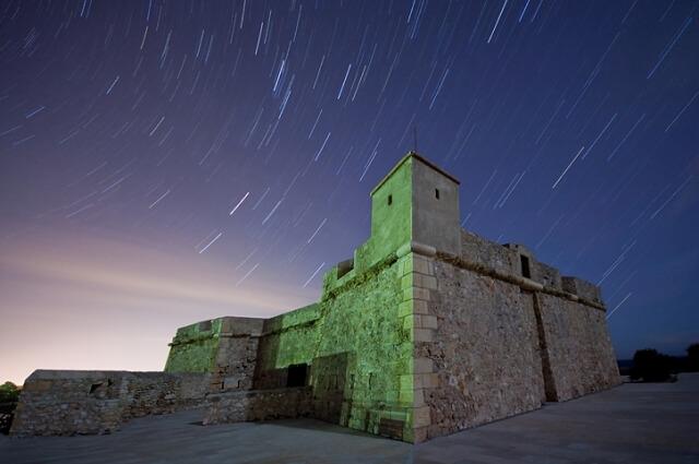Castillo de Sant Jordi tarragona