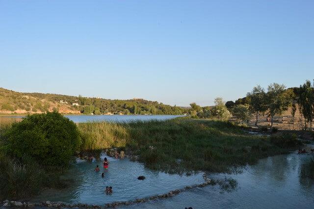 piscina natural lagunas ruidera