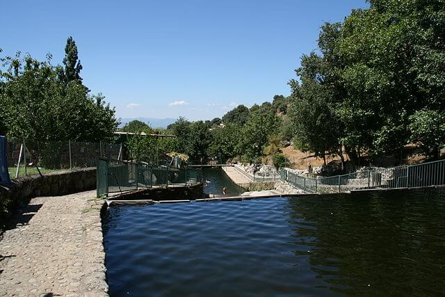 piscinas naturales extremadura segura toro