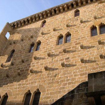 castillos de guipuzcoa