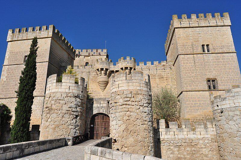 castillos palencia