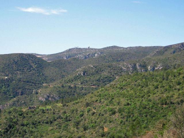 parque natural el garraf barcelona