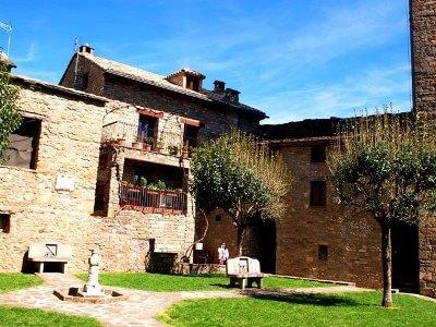 501 casas rurales en huesca sensaci n rural - Casa rural mas rosello ...
