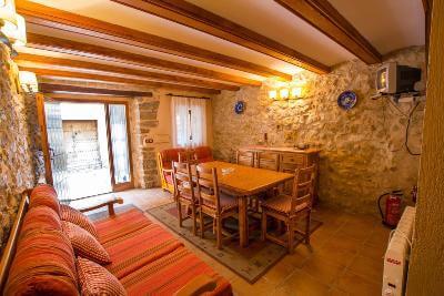 296 casas rurales en castell n sensaci n rural - Casa rural castellon jacuzzi ...