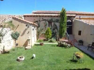 137 casas rurales en valladolid sensaci n rural - Fotos casas rurales con encanto ...